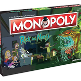 Joc Monopoly - Rick and Morty